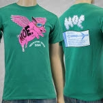 moe Buster Winter Tour 2014 Green T-Shirt