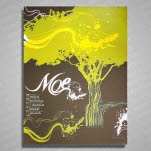 moe Winter Tour Run 3 Screen Printed Poster