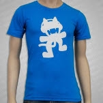 Monstercat Anniversary 2013 Blue T-Shirt