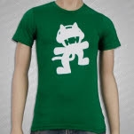 Monstercat Anniversary 2013 Green T-Shirt