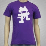 Monstercat Anniversary 2013 Purple T-Shirt