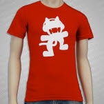 Monstercat Anniversary 2013 Red T-Shirt
