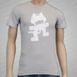 Monstercat Anniversary Logo Grey T-Shirt