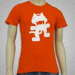 Monstercat Anniversary Logo Orange T-Shirt
