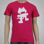 Monstercat Anniversary Logo Pink T-Shirt