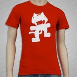 Monstercat Anniversary Logo Red T-Shirt