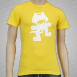 Monstercat Anniversary Logo Yellow T-Shirt
