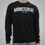 Monstercat Est MMXI Black Crewneck Sweatshirt