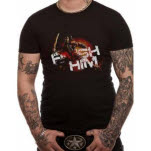 Mortal Kombat Scorpion Finish Him T-Shirt