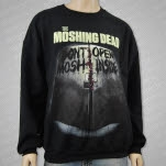 Mosh It Up Clothing Moshing Dead Black Crewneck Sweatshirt
