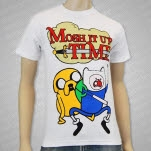 Mosh It Up Clothing Mosh It Up Time T-Shirt
