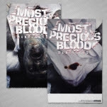 Most Precious Blood Merciless 2 Sided Poster