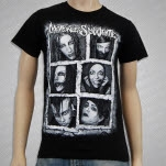 Motionless In White Faces Black T-Shirt