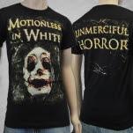 Motionless In White Mask Black T-Shirt