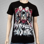 Motionless In White Wizard Black T-Shirt