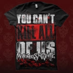 Motionless In White You Cant Kill All Of Us Black T-Shirt