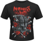 Motionless In White Evil Crow T-Shirt