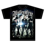 Motley Crue Group Photo T-Shirt