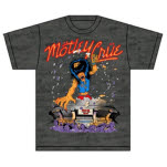 Motley Crue Allister King Kong T-Shirt