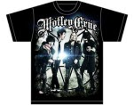 Motley Crue Group Photo T-Shirt