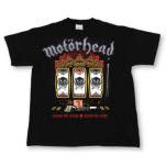 Motorhead Slots T-Shirt
