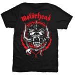 Motorhead Lightning Wreath T-Shirt