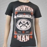 Mountain Man Axes Crest Coal T-Shirt