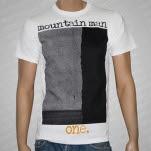 Mountain Man One White T-Shirt