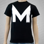 Movits M Logo Black T-Shirt
