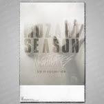 Mozart Season Nightmares Poster