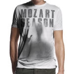 Mozart Season Nightmares White T-Shirt