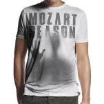 Mozart Season Nightmares White T-Shirt
