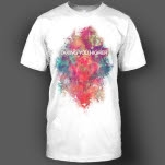 MrSuicideSheep Birds With Text White T-Shirt
