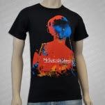 MrSuicideSheep Silhouette Black T-Shirt