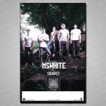 MSWHITE Squares Poster
