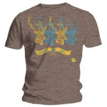 Mumford And Sons Babel Deers T-Shirt