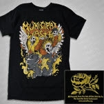 Municipal Waste Party Monster Black T-Shirt