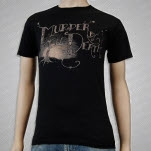 Murder By Death Tree Black T-Shirt