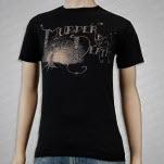 Murder By Death Tree Black T-Shirt