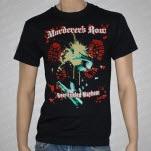 Murderers Row Beer Fueled Mayhem Black T-Shirt