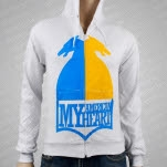 official My American Heart Charger Hoodie Zip