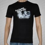 My Chemical Romance Girls Face 2 Black T-Shirt