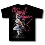 My Chemical Romance Roller Skater Black T-Shirt