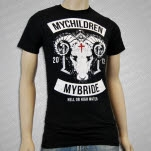 MYCHILDREN MYBRIDE Hell or High Water Black T-Shirt