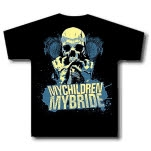 MYCHILDREN MYBRIDE Skull Black T-Shirt
