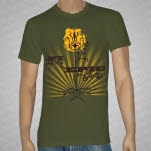 My Epic Bloom Army Green T-Shirt