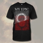 My Epic Dead Man Black T-Shirt