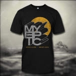 My Epic Never Alone Black T-Shirt