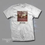 My Ticket Home Polaroid White T-Shirt