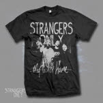 My Ticket Home Strangers Only Black T-Shirt